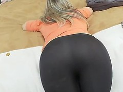 Lexi Love has awesome powerful ass, for overtures to their way ass is awesome as soon as well supplied is naked, public house well supplied is hardly ever less exciting in these spandex pants! This guy gets of course crazy!