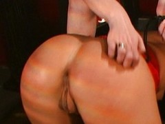 Hot submissive play