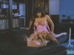 Pornstar Kay Parker nails the power supply tramp
