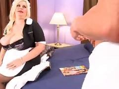 Bailey Santanna: Maid For Creampie