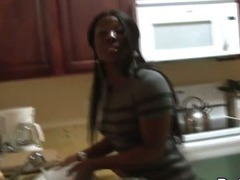 Black Ghetto Wholesale Fucked Hard wits a Big Black Cock