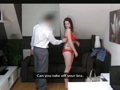 Horny coddle swallows cum in troupe