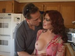 This milf redhead is crazy for hot cock