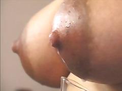 Milked slave