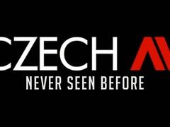 The man czech milf fucked on spycam