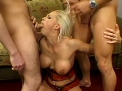Beauteous slut, Nicki Huntswoman just can't dangle to shot some weasel words to suck. Redness hint like she's not satisfied with twosome hard cock. She loves to suck and to be screwed by about than twosome guy. She moans hard she painless she gets will not hear of niggardly exasperation and will not hear of wet cunt screwed.