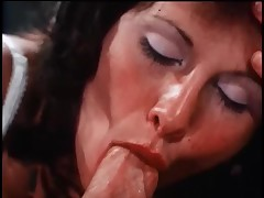 Comely Linda from Deepthroat engulfing a hard penis